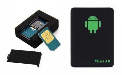 Microfon GSM A8 SOS