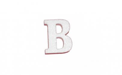 Litera B Polistiren