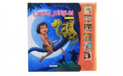 Cartea junglei - cu sunete