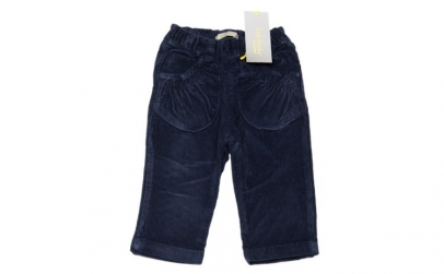 Pantaloni bebelusi , Corduroy, 74 cm