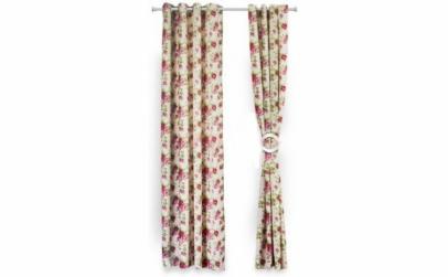 Set 2 draperii 140x270 cm BUMBAC