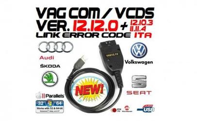 Tester pentru VW, Audi, Skoda, Seat