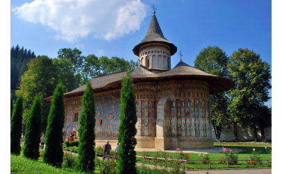 Bucovina si manastirile pictate
