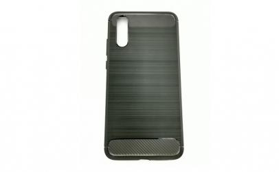 Husa Huawei P20 Tpu, carbon, Negru