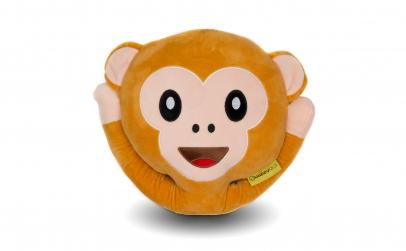 Jucarie Plus Emoji Maimuta