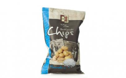 Chipsuri Bio cu sare de mare, 40 g BIO