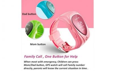 Smartwatch cu GPS pt. monitorizare copii