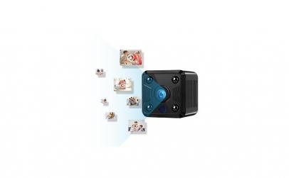 Mini Camera WiFi de Supraveghere, 1080p