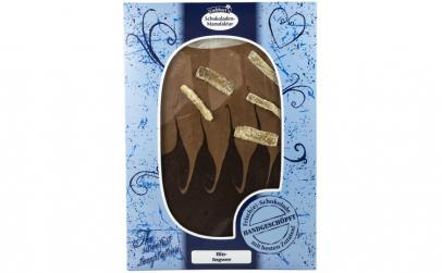 Ciocolata artizanala BIO cu ghimbir,
