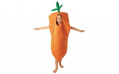 Costum morcov, marime universala pentru