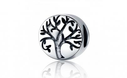 Bratara argint 925 cu copacul vietii cu
