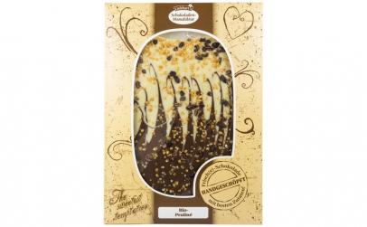 Ciocolata artizanala BIO cu praline,
