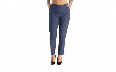 Pantaloni Eleganti Bleumarin, Masura