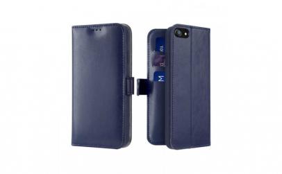 Husa iPhone 8 Toc Flip Tip Carte