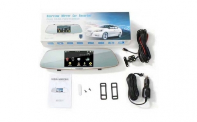 Oglinda Camera Video Auto L808 DVR