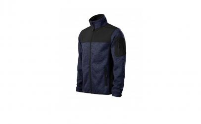 Jacheta albastra softshell