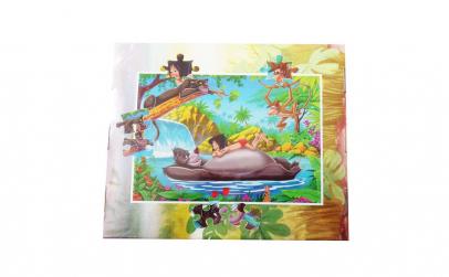 Puzzle Cartea junglei 100 piese , 120BZ