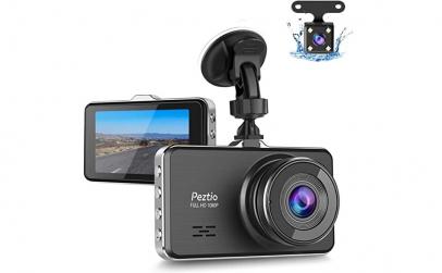 Camera auto Fata si Spate, Full HD 1080