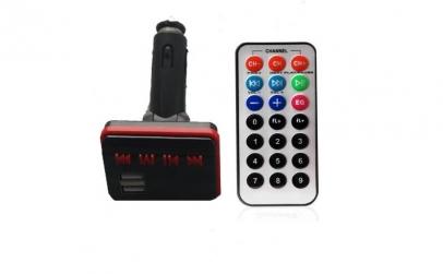Modulator FM MP3 Player