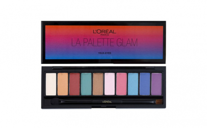 Paleta fard La Palette Glam