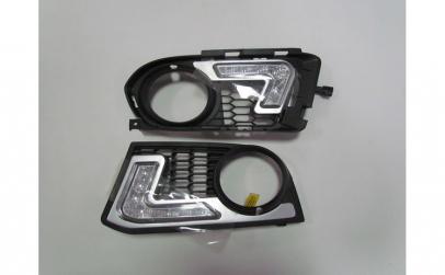 Grila dedicata DRL LED compatibil BMW