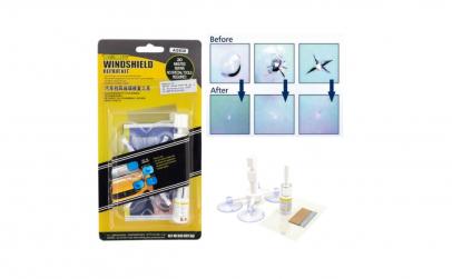 Kit pentru Reparatie Parbriz sau Geam