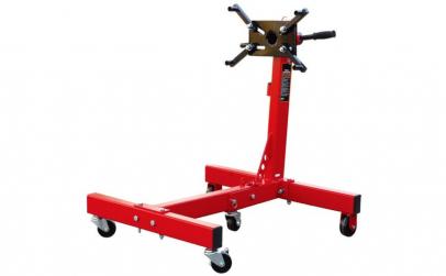 Stand motor cu suport rotativ la 360