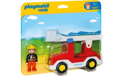 1.2.3 Camion Cu Pompier