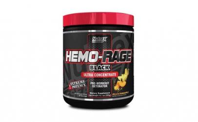 Hemo Rage Black ultra concentrat