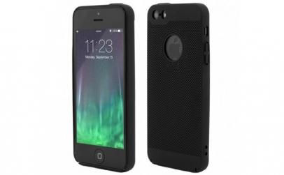 Husa Air cu perforatii iPhone 5   5S