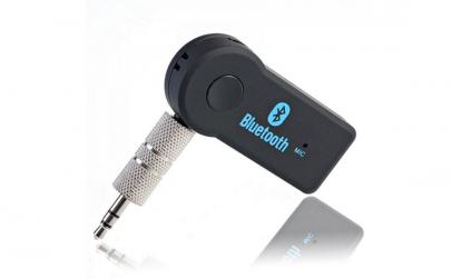 Mini receptor audio cu bluetooth jack