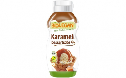 Toping de caramel BIO, 250 g Biovegan
