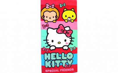 Prosop plaja Hello Kitty
