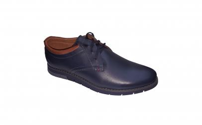 Pantofi de toamna din piele naturala