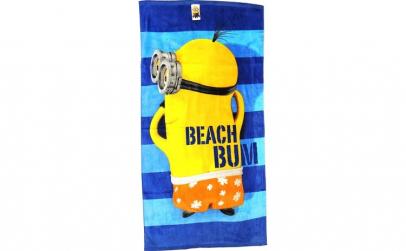 Prosop plaja Minions Beach