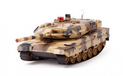 Tanc UF, Leopard cu telecomanda 1:18