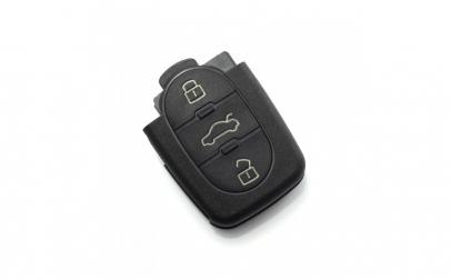 Audi   Accesoriu carcasa cheie 3 butoane