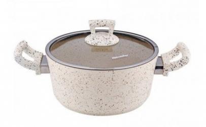 Oala 24x11cm 4.9l Granite-Crem 0189133