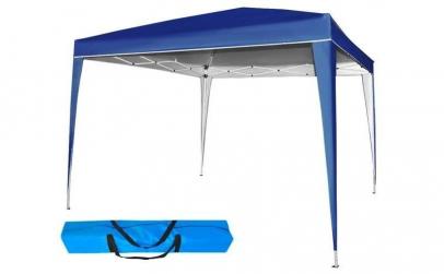 Cort Pavilion Mobil Pentru Curte
