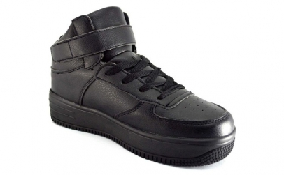 Pantofi Sport Barbatesti Negri Gheata