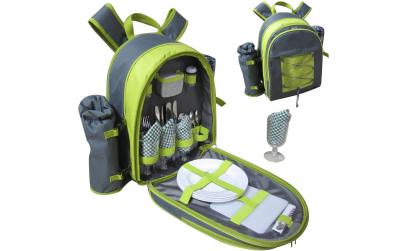 Rucsac de picnic 4 persoane Alfresco Bag
