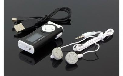 Mini MP3 Player portabil cu afisaj LCD