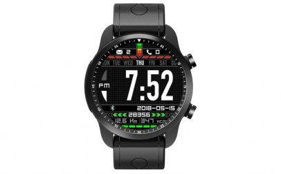 Ceas smartwatch Kingwear KC06,