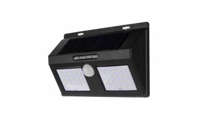 Lampa cu 40 LED dubla cu incarcare