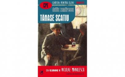 Tanase Scatiu (Cartea Romaneasca) -