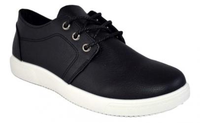 Pantofi Sport Barbatesti Negri cu talpa