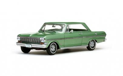 Macheta Auto Sun Star, 1963 Chevrolet