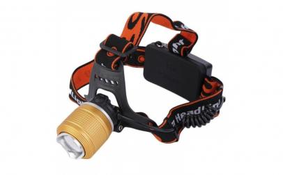 Lanterna frontala LED antisoc TA 283