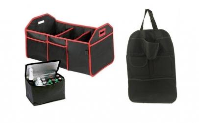 Organizator portbagaj +organizator scaun