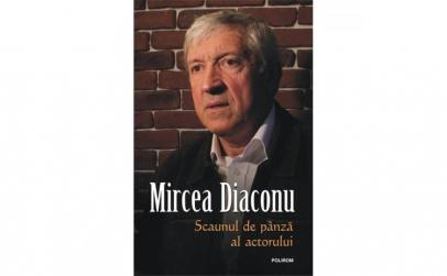 Scaunul de panza al actorului - Mircea